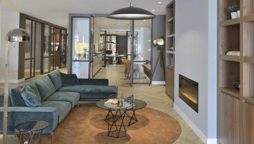 Nijland Makelaars & HypoTakeCare Bilthoven | Interieur ontwerp
