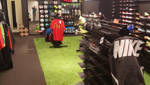 Sneak preview Devos Sport in Poperinge (BE)