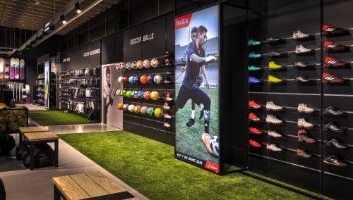Daka Sport Apeldoorn | Winkelinrichting retailketen