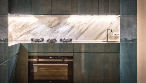 Modern gefineerde keuken | Amstelveen