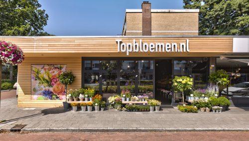 Topbloemen.nl ; van online naar offline winkelconcept