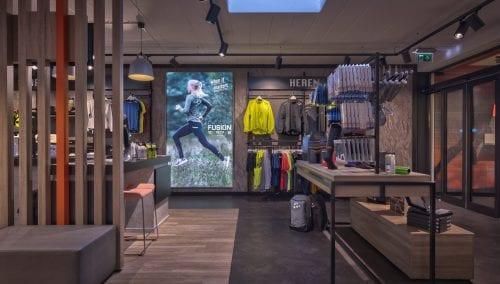 Runningstore Duffel | Verbouwing sportwinkel