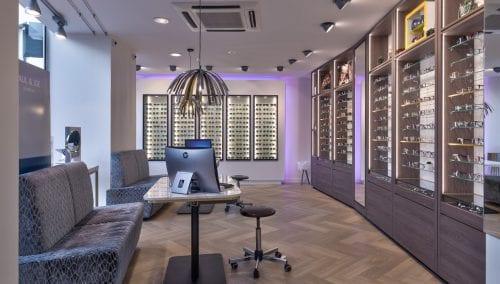 Lyyn Optique | Winkelinrichting Parijs, Saint-Maur-des-Fossés