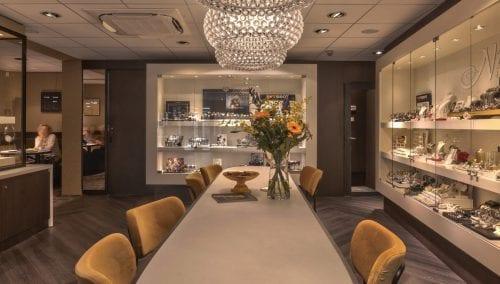 Niestad Juwelier | Lisse: Uitbreiding van winkel