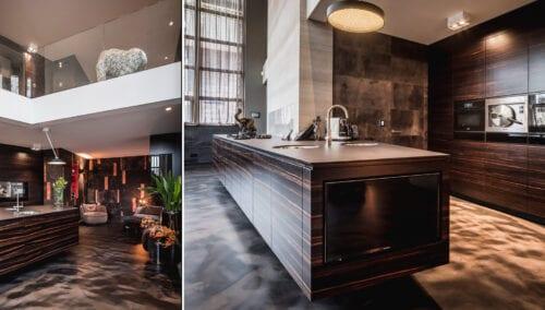 Residential Interior Design | Woonhuis Amsterdam